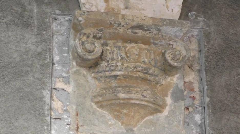 Sant'Orsola capitello