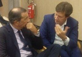 Giuseppe Sala e Dario Nardella