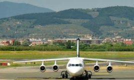 Lo scalo aeroportuale di Peretola