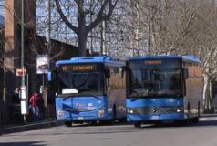 Autobus per il Trasporto pubblico locale