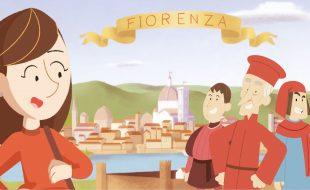 Un'immagine dal cartone animato