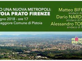Firenze Prato Pistoia: verso una nuova metropoli?