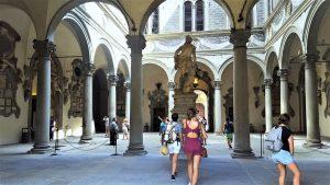 Il Cortile di Michelozzo in Palazzo Medici Riccardi