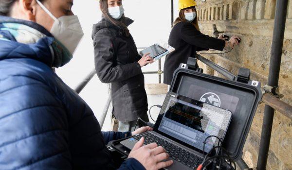 Monitoraggio delle facciate di Palazzo Medici Riccardi