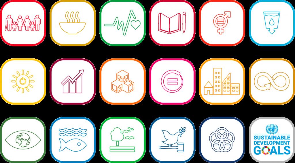 Agenda Metropolitana 2030 per lo Sviluppo Sostenibile - logo