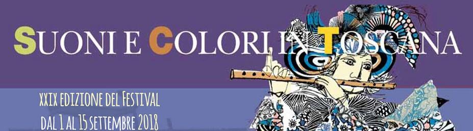 Il logo di suoni e colori