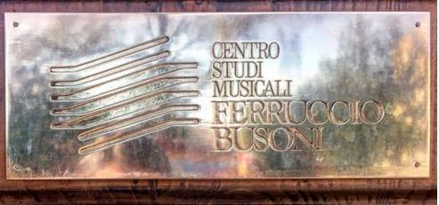 Associazione Centro Studi Musicali Ferruccio Busoni © Associazione Centro Studi Musicali Ferruccio Busoni