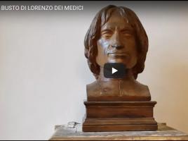 Il busto di Lorenzo dei Medici