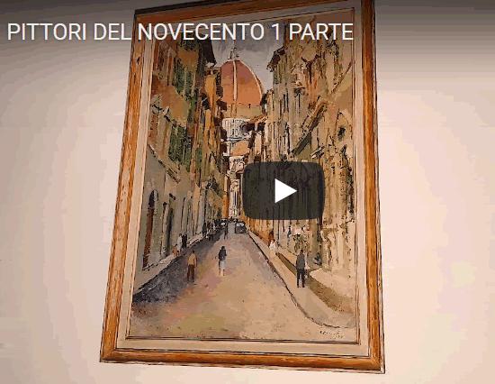 I pittori del novecento