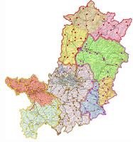 Mappa Centri operativi